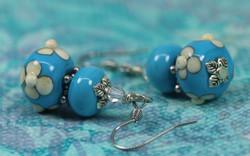 Stainless steel hook earrings