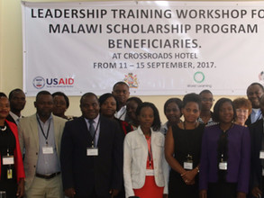 IBI Conducts Leadership Workshop in Malawi