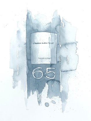 Limited Edition Print of the 65 Pillar