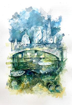 Thames - Print