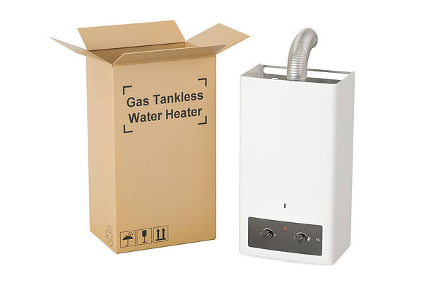water heaters tankless