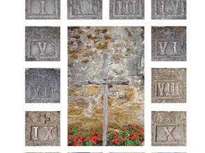 Oración del Vía Crucis, San Juan 1763