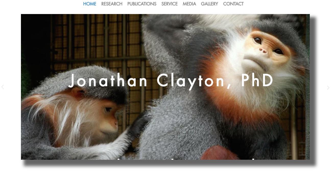 Jonathan Clayton, PhD