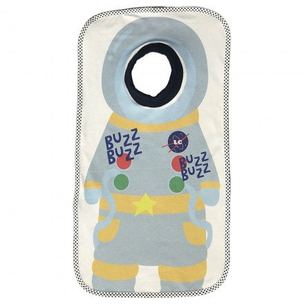 The Giant bib - Astronaut