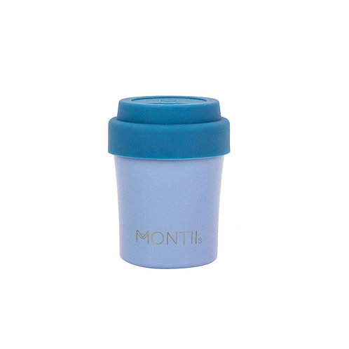 MontiiCo. Mini Coffee Cup - Slate