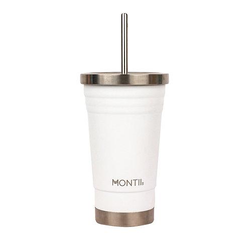 MontiiCo. Original Smoothie Cup -White