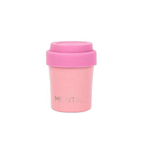 MontiiCo. Mini Coffee Cup - Dusty Pink