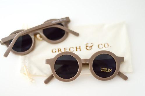 Sustainable Kids Sunglasses - STONE