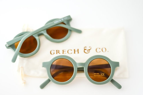 Sustainable Kids Sunglasses - FERN