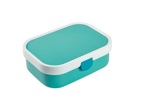 Campus Lunch Box - Turquoise