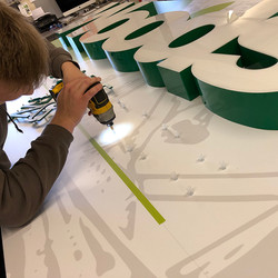 Sign Manufacture