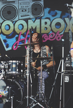 Boombox Heroes 80s Band