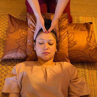 Kopf-/Nacken-/Schulter-Massage