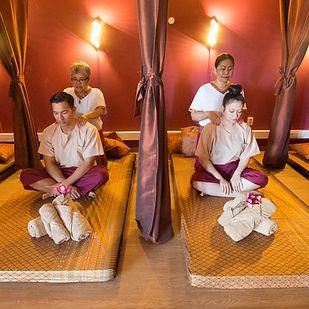 Thai-/Öl-Massage