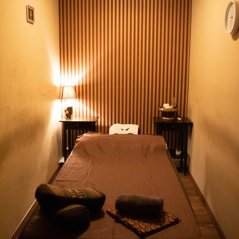 Kleiner Massage-Raum