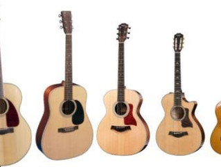 What guitar size is best for your child.