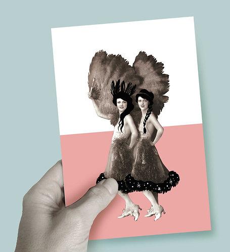 Danse de plume