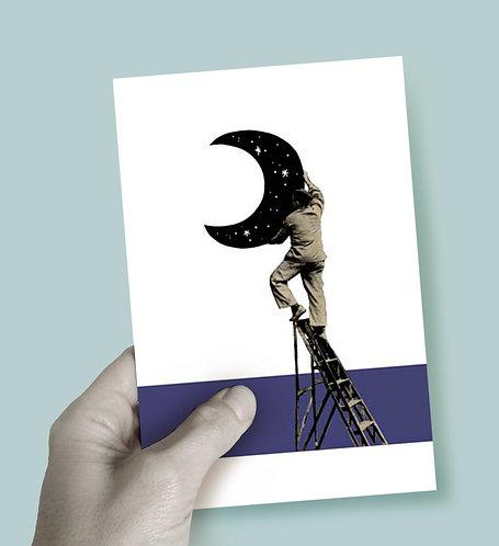 Décrocheur de lune