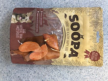 Soopa Raw Natural Sweet Potato Chews for Dogs