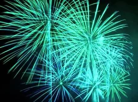 Fireworks; the annual fear