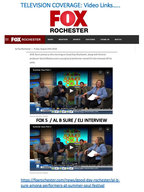 RSSMF Press - FOX