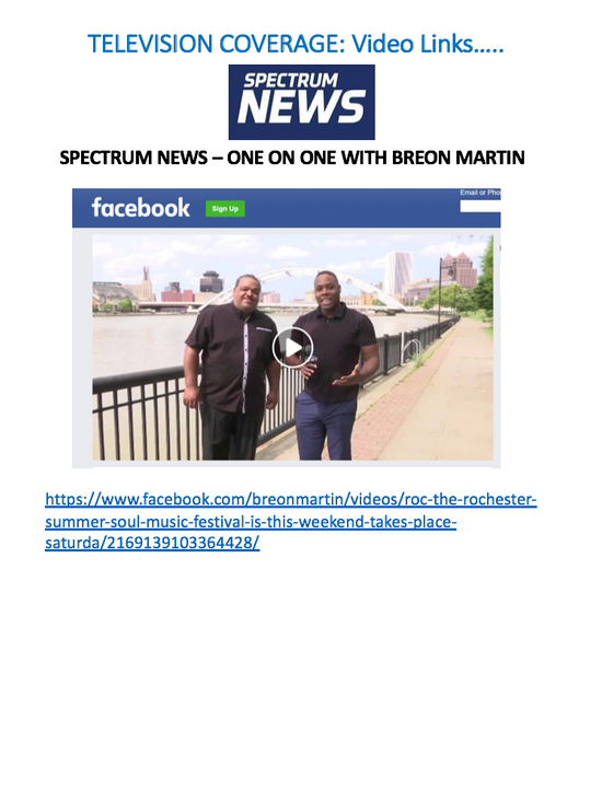 RSSMF Press - Spectrum News