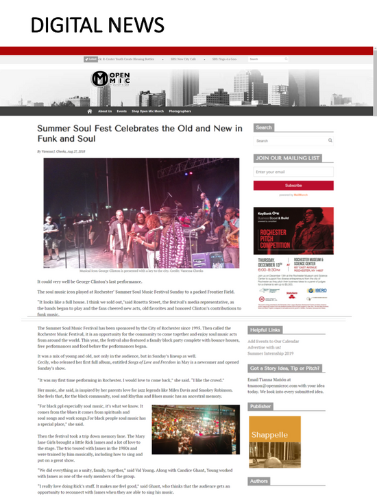 RSSMF Press - Digital News