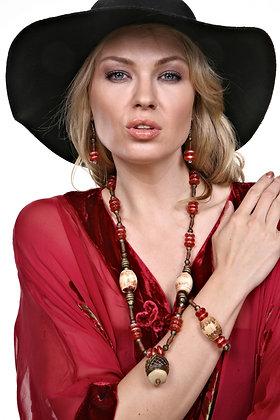 necklace set (custom made)