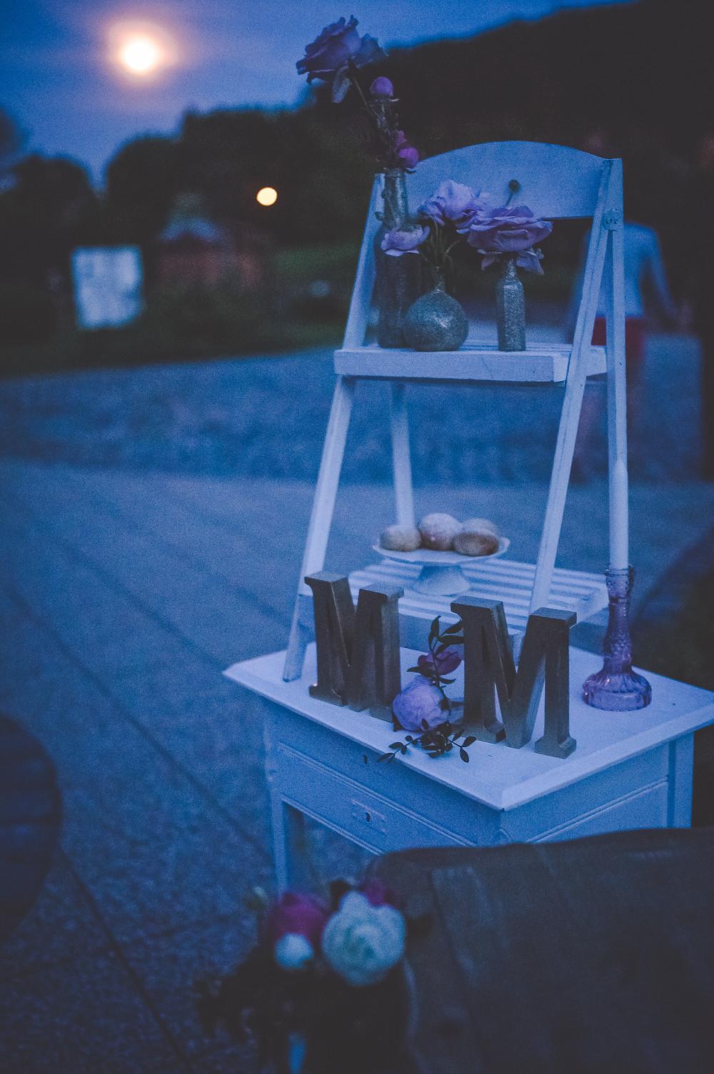 wedding night - full moon