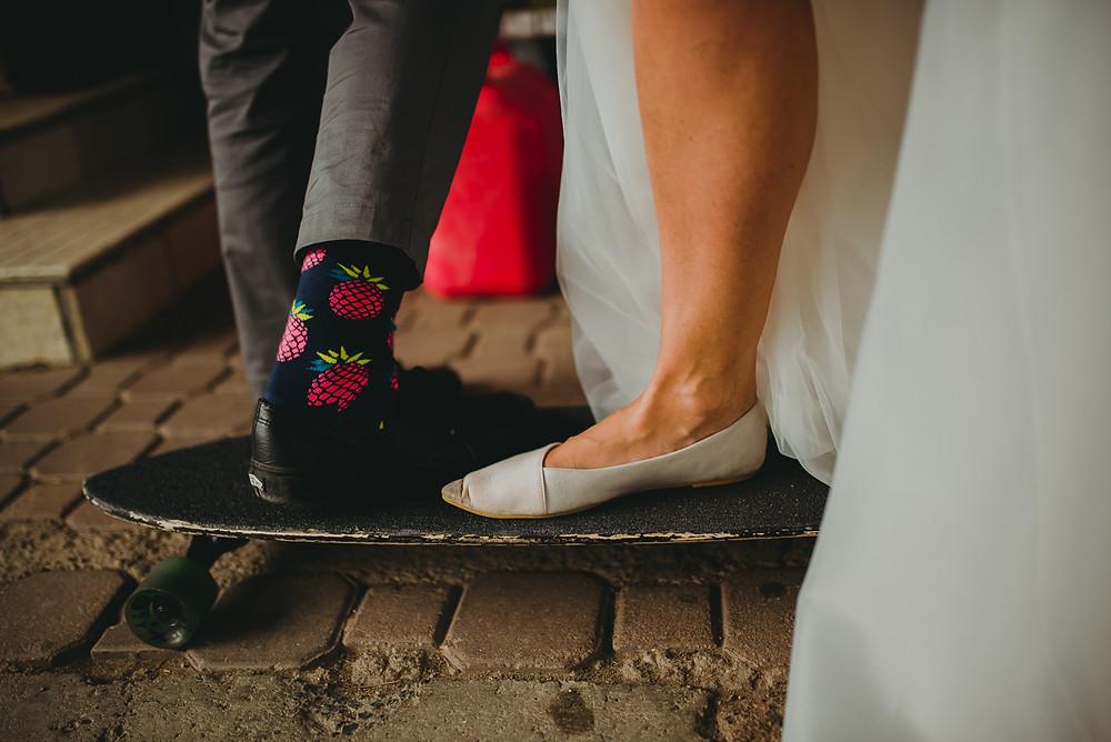 svatba svatební foto focení hradec králové czech prague longboard ananas