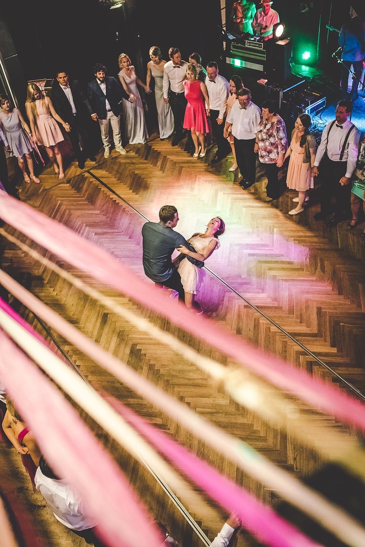 wedding dance - dance like noone is watching