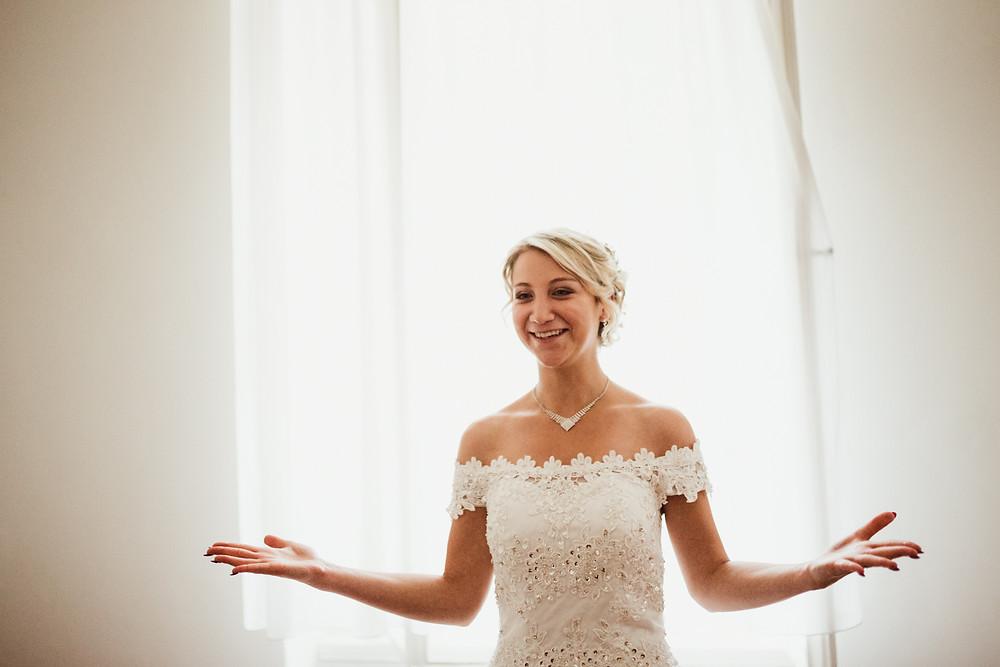 nevěsta hradec králové fotografka svatba