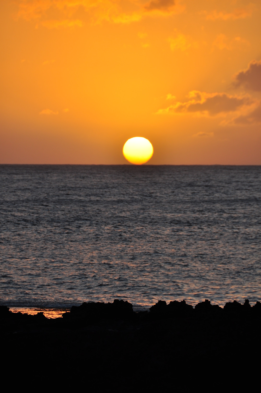 Aloha sunset are the best.