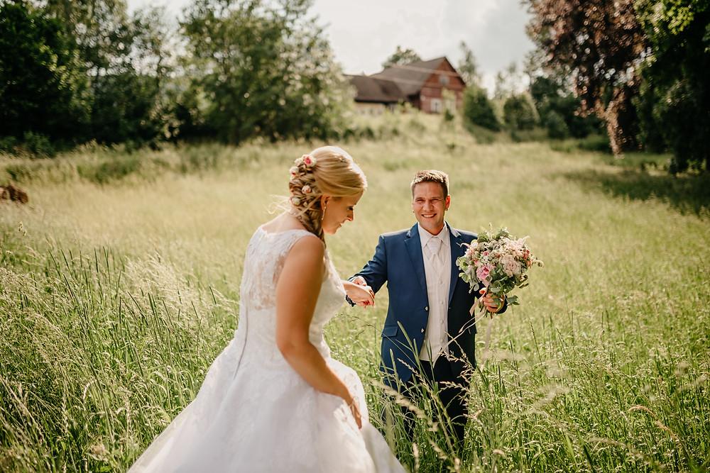 svatba focení svatební fotograf czech hradec králové prague foto boho rustic