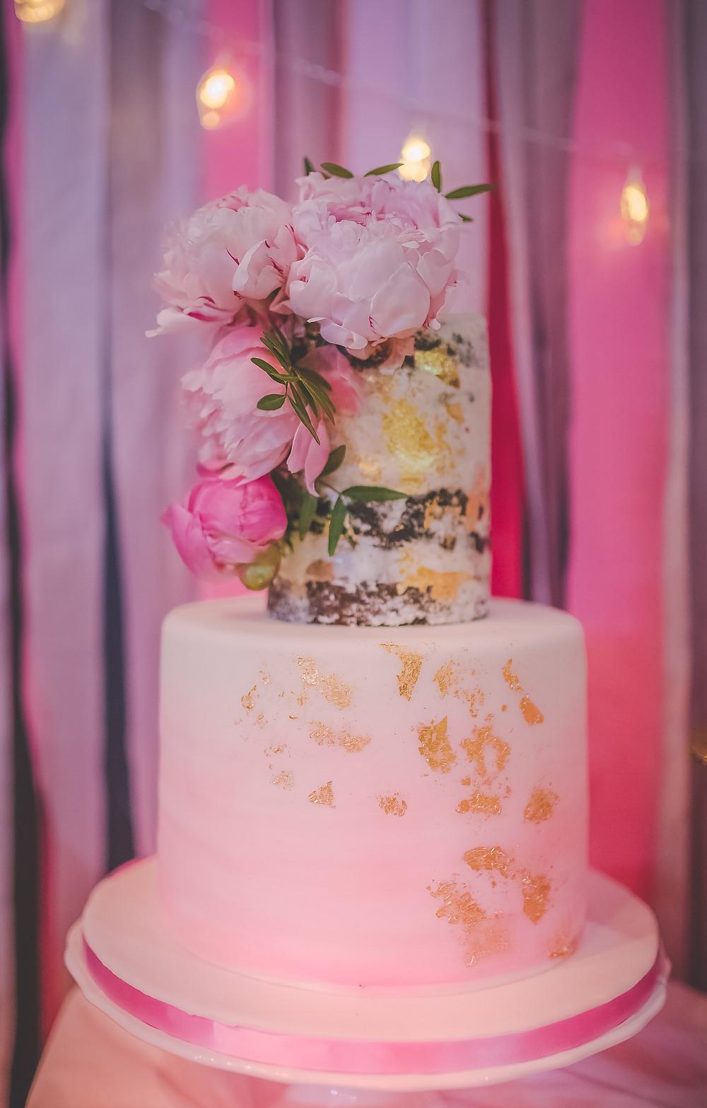 destination wedding  - cake inspiration