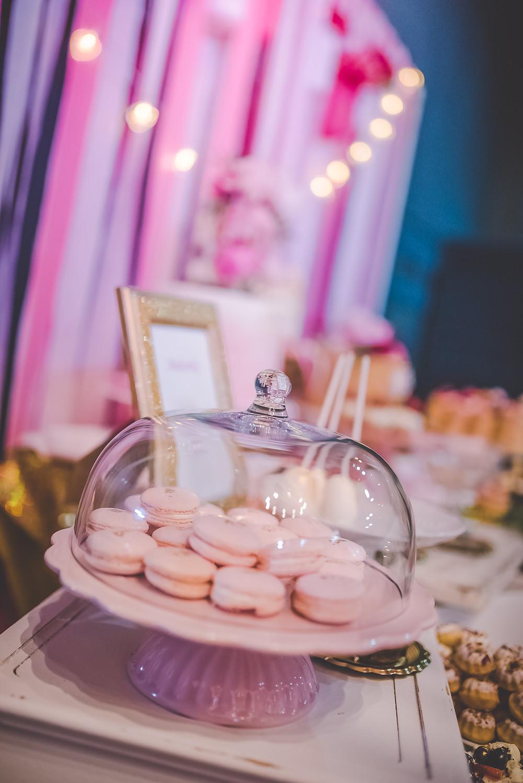 macaroons - delightful taste - wedding sweet bar