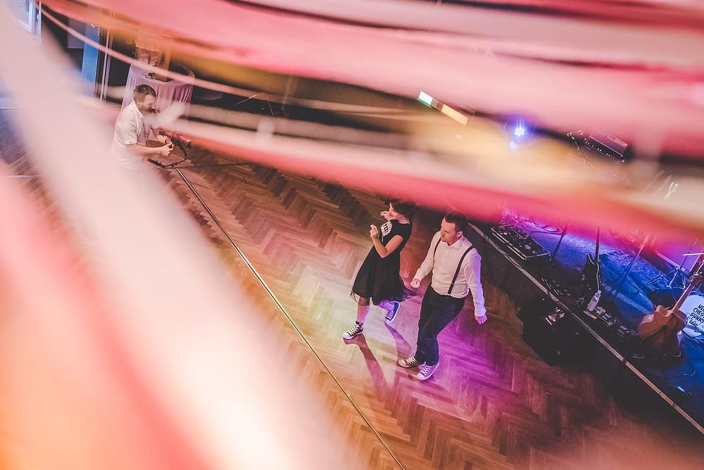 wedding dance surprse