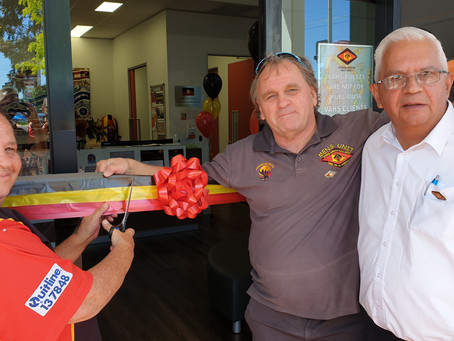 VAHS Epping Official Opening