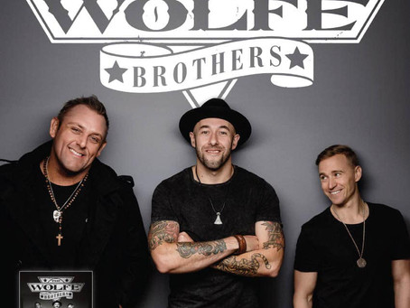 Country Music Legends The Wolfe Brothers On 3KND