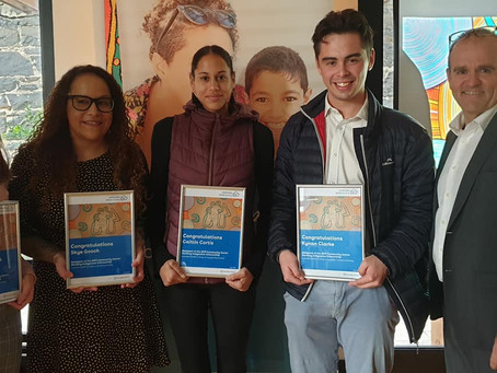 Community Sector Banking Indigenous Scholarships Presentation