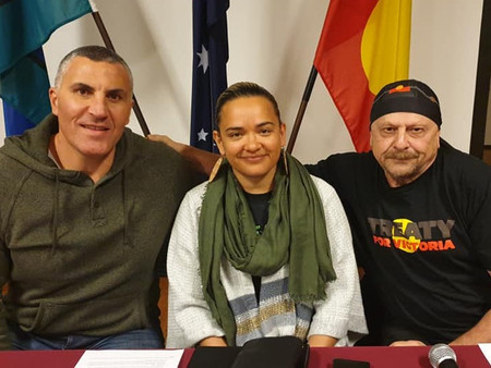 Treaty Community Conversations Brunswick Event