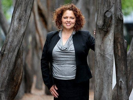 Co-CEO & Co Owner of PwC's Indigenous Consulting - Jodie Sizer