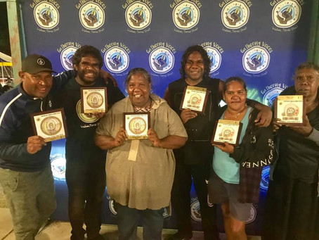 Remote Indigenous Media Awards 2019