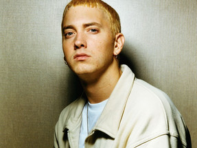 Thank you, Marshall Mathers