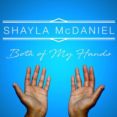 Both of My Hands CD