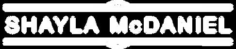 shayla mcdaniel logo