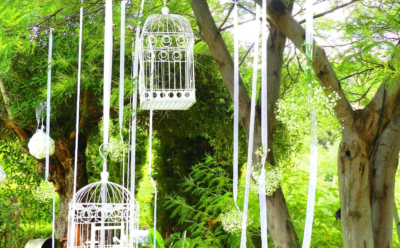 Torre palomar foto jardin adornos