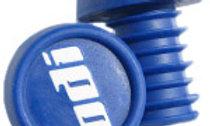 Embouts de guidon ODI (Bleu,Noir)
