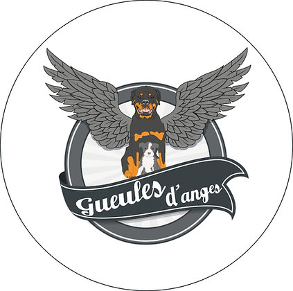 Stickers Gueules d'Anges