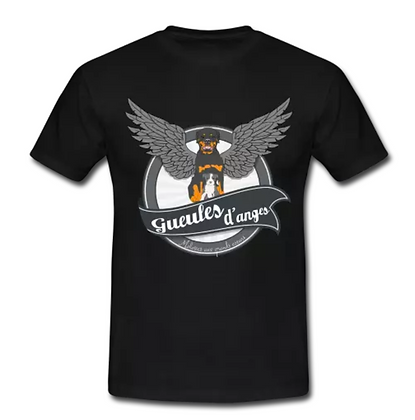 T-shirts Gueules d'Anges